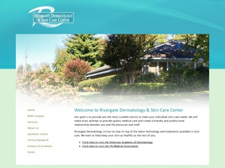 Rivergate Dermatology & Skin Care Center