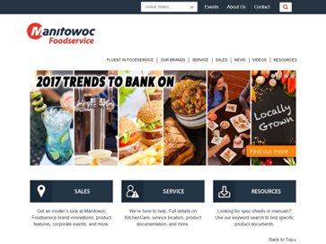Manitowoc Food Service - USA