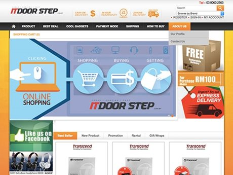 IT Door Step