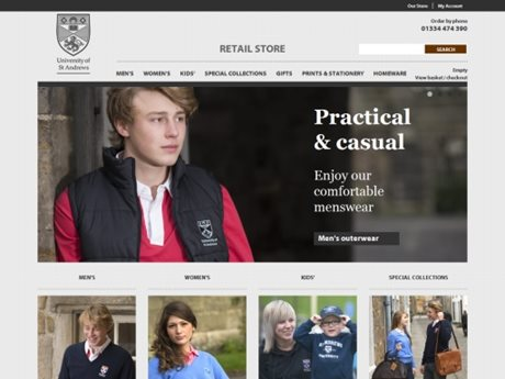 St Andrews University Store