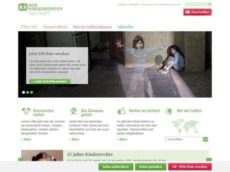 SOS Kinderdörfer Deutschland