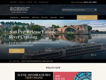 Scenic Luxury Cruises & Tours (CA)