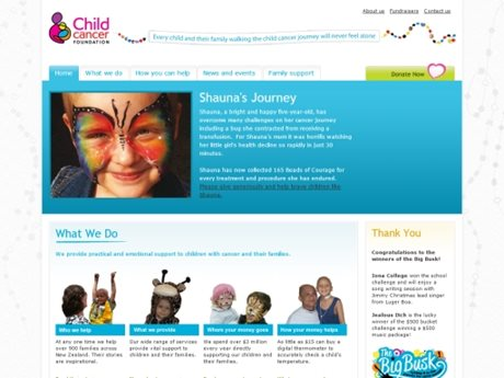 The Child Cancer Foundation