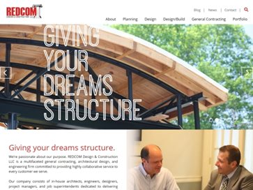 REDCOM Architecture and Construction