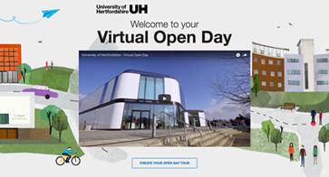 Hertfordshire University Virtual Tour