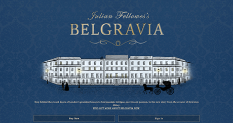 Julian Fellowe's Belgravia