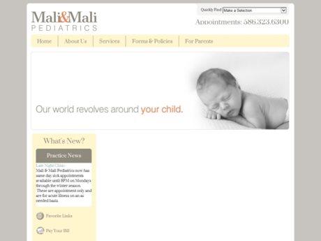 Mali & Mali Pediatrics