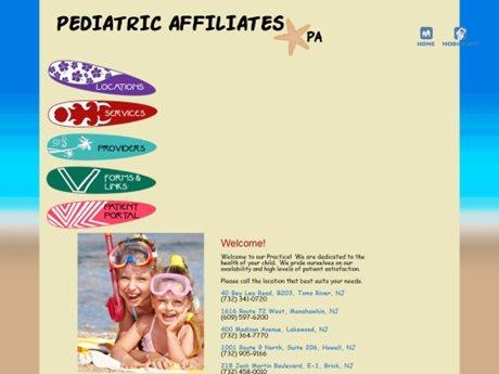 Pediatric Affiliates PA
