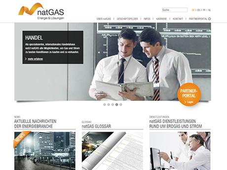 natGAS AG
