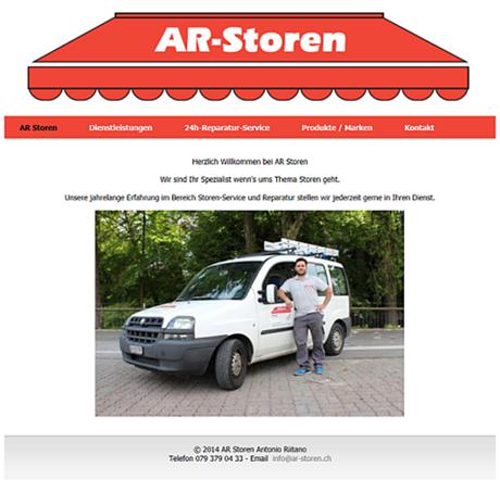 AR-Storen