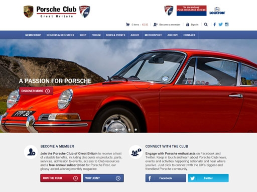 Porsche Club Great Britain