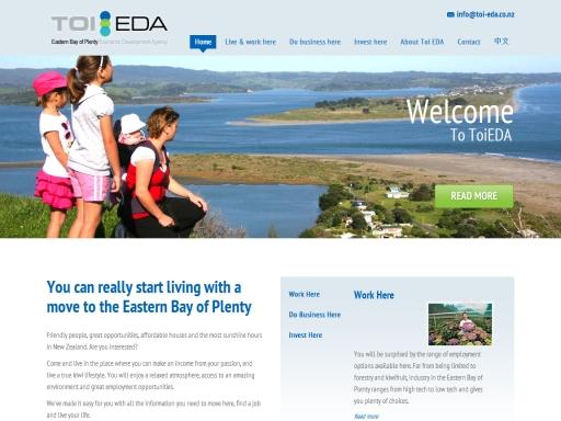Eastern Bay of Plenty Regional Council / ToiEDA