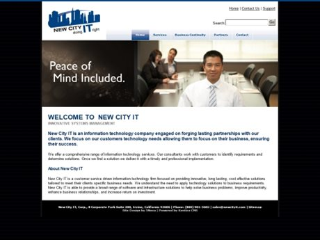 New City IT, Corp.