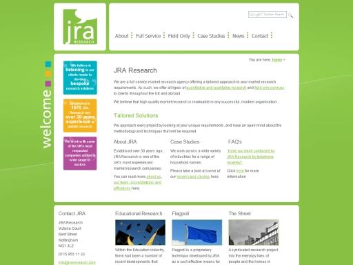 JRA Research