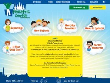 The Pediatric Center of Frederick