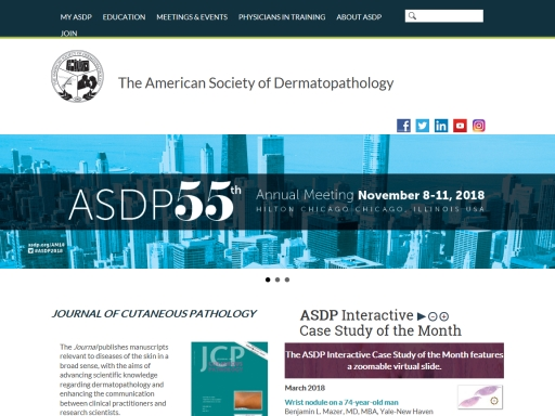 ASDP - The American Society of Dermatopathology