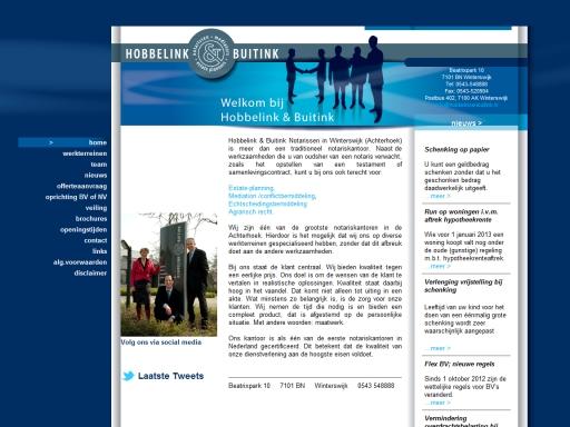 Hobbelink & Buitink Notarissen