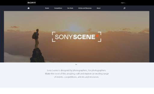 Sony Scene