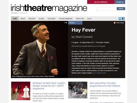 Irish Theatre Magazine