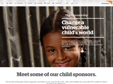World Vision New Zealand