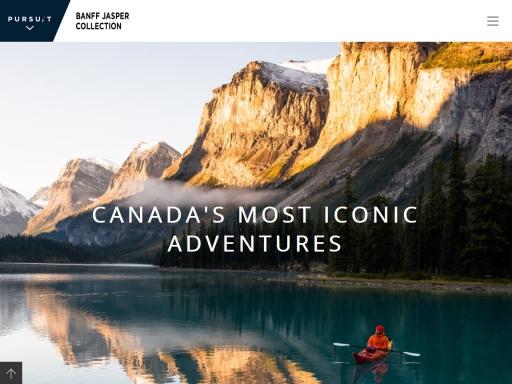 Banff Jasper Collection
