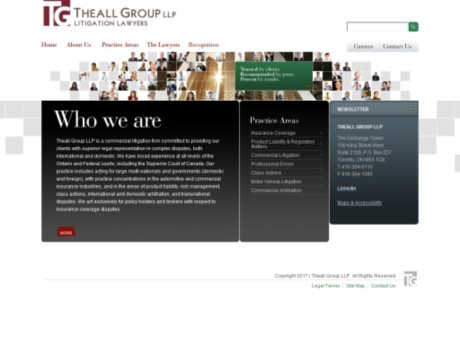 Theall Group LLP