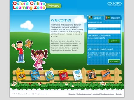 Oxford University Press Oxford Online Learning Zone