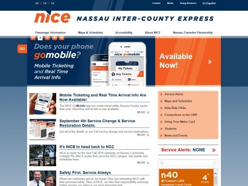 Nassau Inter-County Express