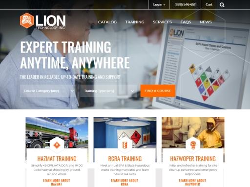 Lion Technology Inc.
