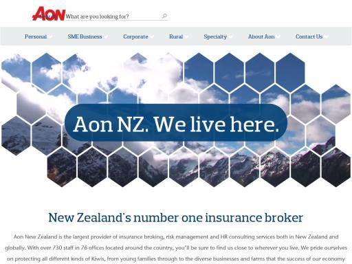 Aon New Zealand