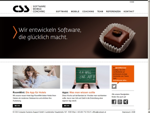 CSS Computer-Systems-Support Gmbh