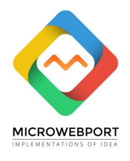 Microwebport