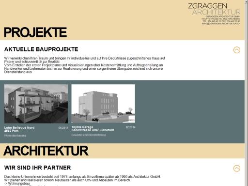 Zgraggen Architektur