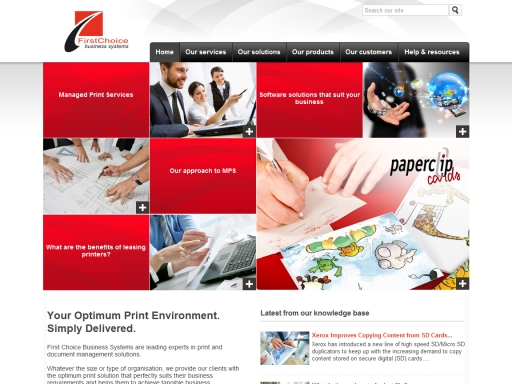 First Choice Business Systems