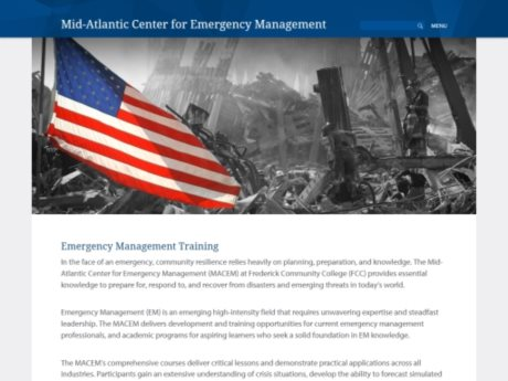 Mid-Atlantic Center for Emergency Management