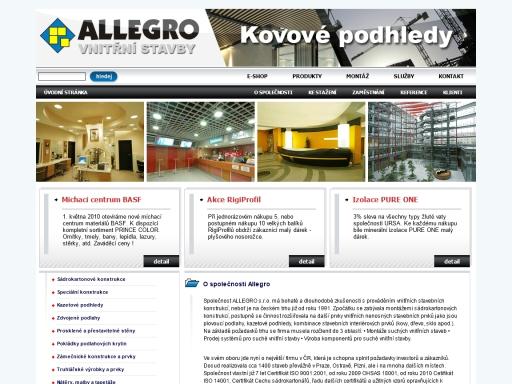 Allegro Praha