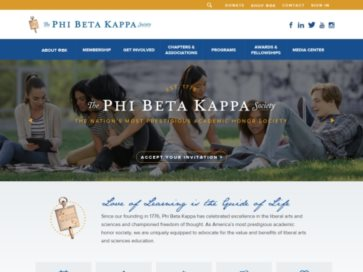 The Phi Beta Kappa Society