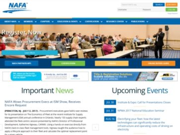 NAFA Fleet Management Association