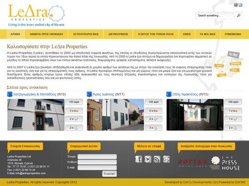 Ledra Properties