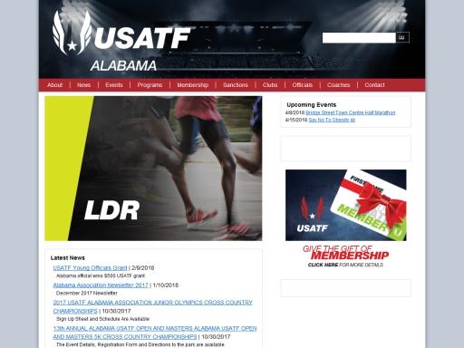 Alabama Asssociation of U.S.A. Track & Field