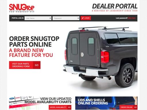 Snugtop Dealer Portal Project Kentico Cms For Asp Net