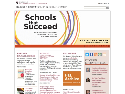 Harvard Education Publishing Group
