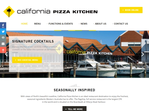 california pizza kitchen case study California pizza kitchen was first created in 1985 in beverly hills, california by  2007 there were 213 locations throughout 28 states and 6 countries although.