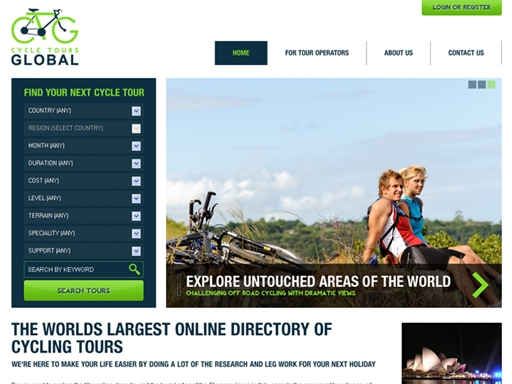 Cycle Tours Global