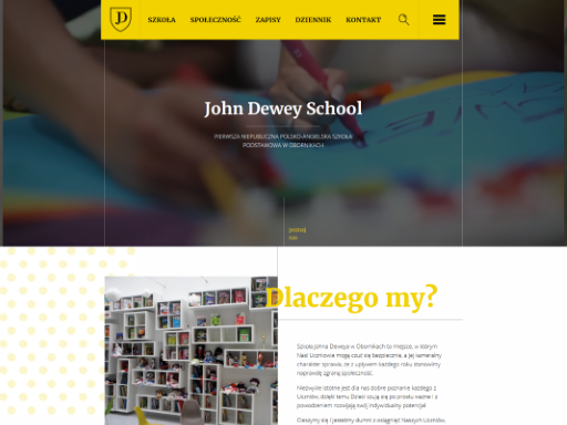 John Dewey School (Oborniki Poland)