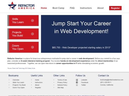 Refactor America