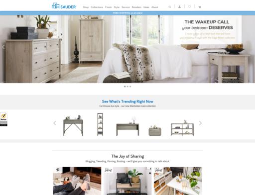 Sauder Furniture
