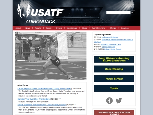 Adriondack Asssociation of U.S.A. Track & Field