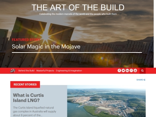 Bechtel Art of the Build