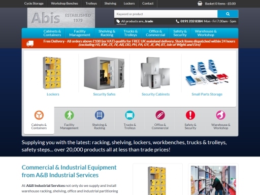 A & B Industrial Services